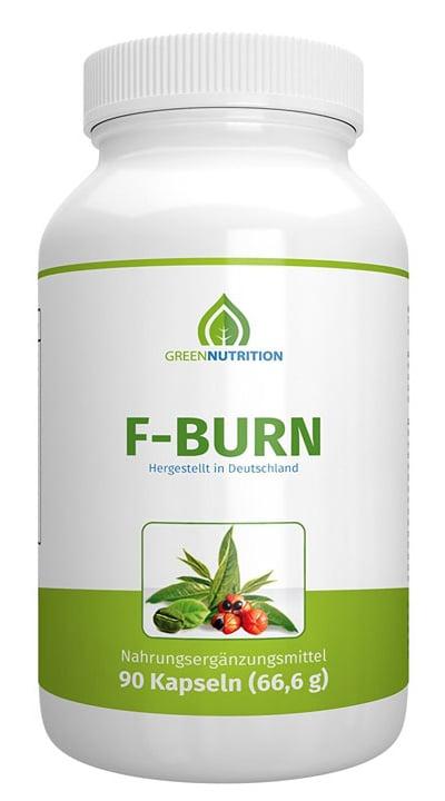 green nutrition fatburner