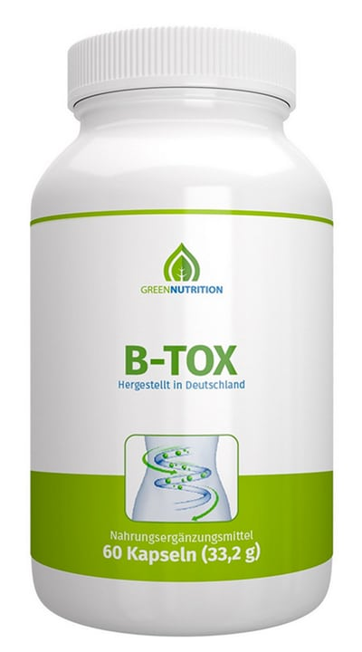green nutrition d-tox