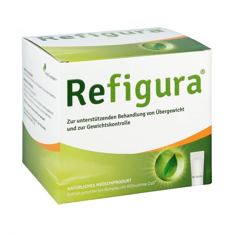 Refigura Sticks Einnahme Stiftung Warentest Dosierung Nebenwirkungen