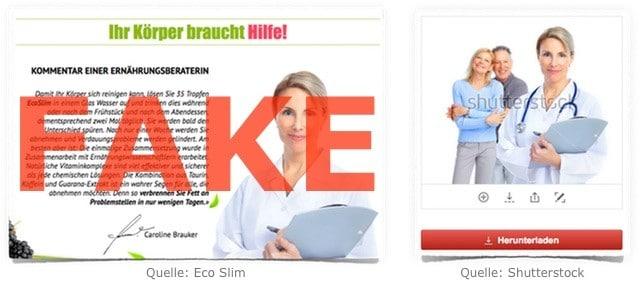 eco slim empfehlung bewertung arzt experte meinung fake