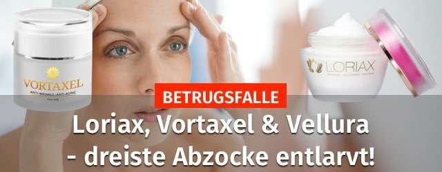 Betrugsfalle Loriax Vortaxel Dreiste Abzocke Entlarvt
