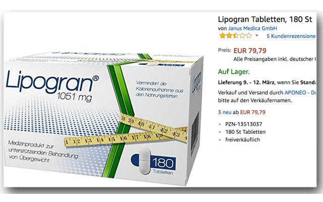 Lipogran Amazon