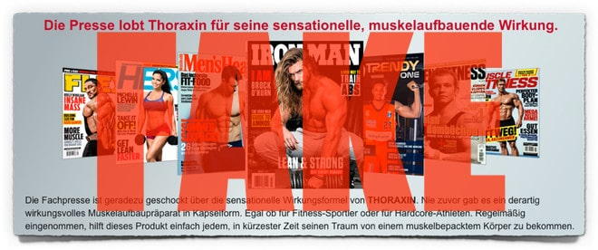 thoraxin muscle booster nebenwirkungen erfahrungen testberichte forum kaufen