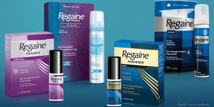 Regaine Produkt