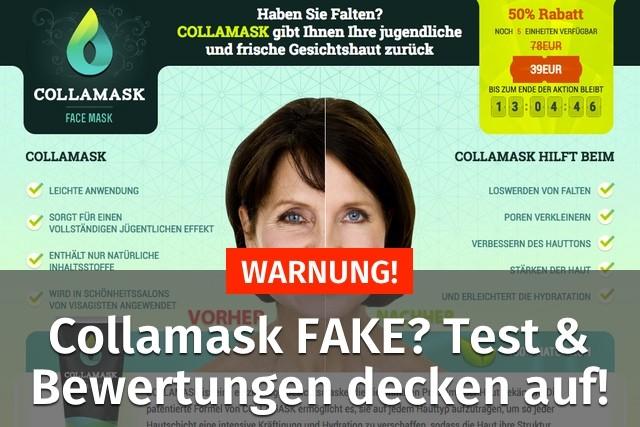 collamask fake faelschung