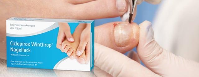 ciclopirox nagellack creme wirkung test erfahrung