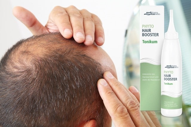 phyto hair booster tonikum pflege shampoo