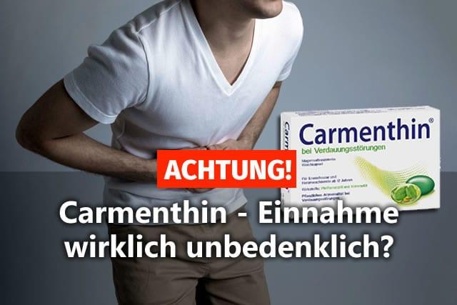 carmenthin bauchschmerzen groß
