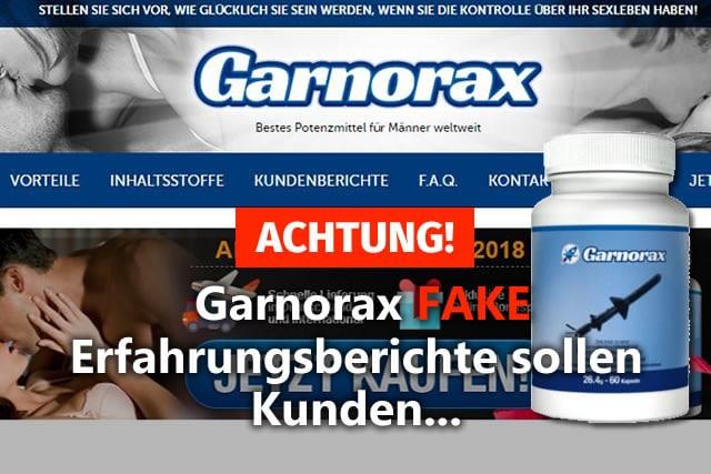 garnorax groß