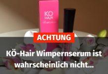 Hö Hair Wimpernserum Beitragsbild