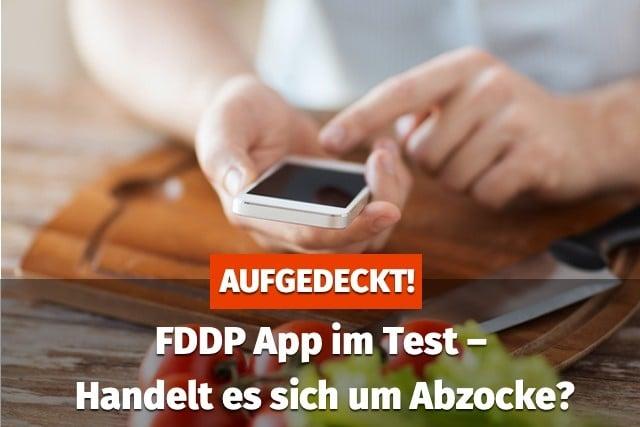 FDDB App