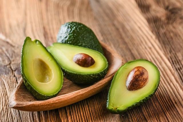 avocado abnehmen post