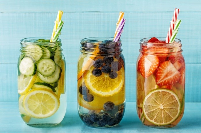 infused water Beitragsbild
