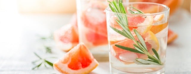 infused water selber machen