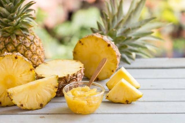 ananas diaet abnehmen