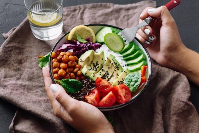 Essen zum Abnehmen