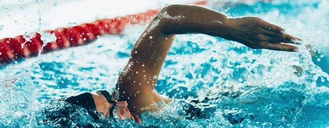 schwimmen abnehmen kraulen