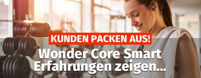 wonder core smart erfahrungen