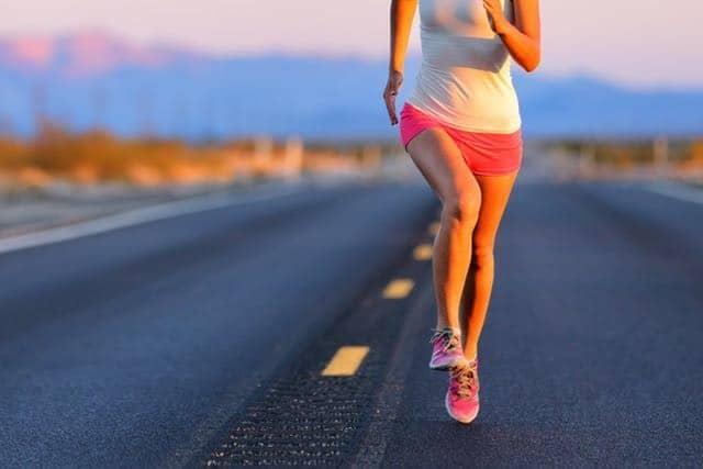 mit joggen abnehmen
