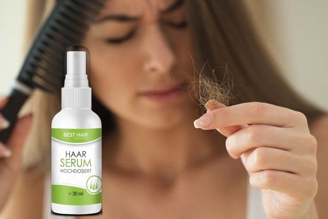 best hair haarserum test