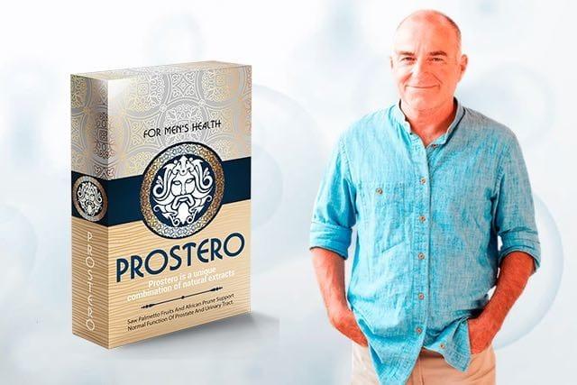 prostero potenz prostatitis