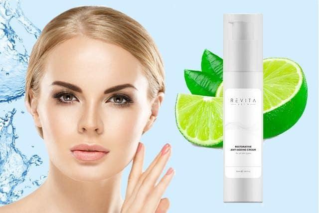 revita skin creme anti aging