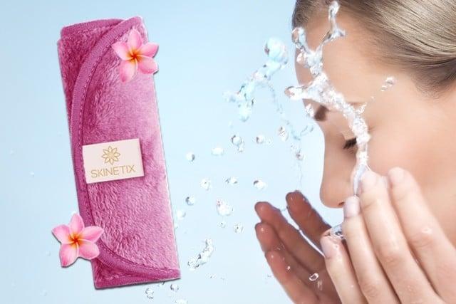 skinetix abschminken nur mit wasser