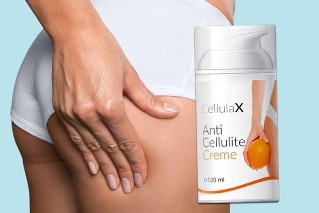 Cellulax Creme gegen Orangenhaut