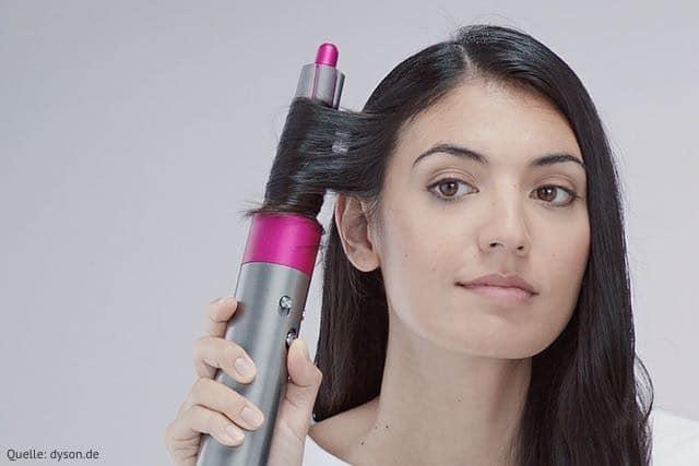 dyson airwrap haarstyler complete test erfahrungen