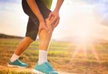 Muskelschmerzen und Gelenkschmerzen