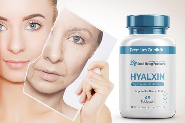 hyalxin hyaluronsäure kapseln