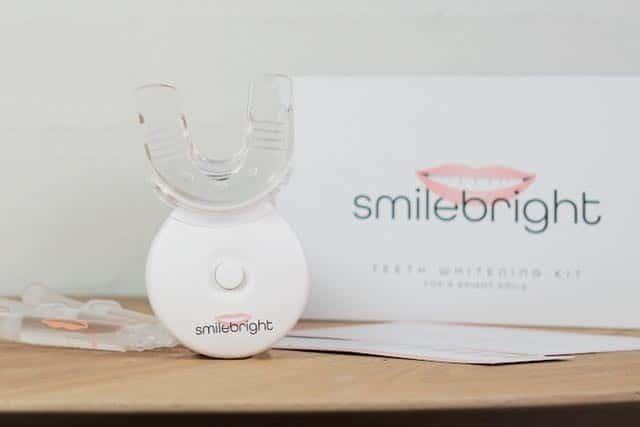 smile bright zahnaufhellung schiene