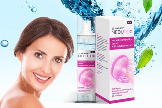 medutox creme serum test