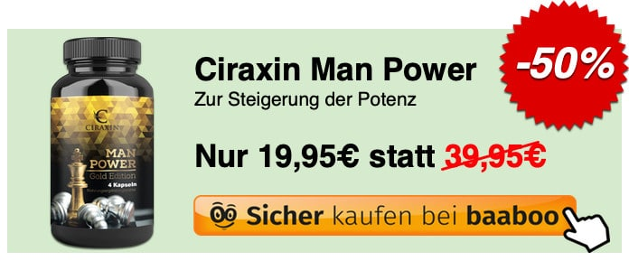 Ciraxin Man Power Gold (SL)