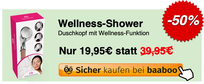 Wellness Shower (SL)